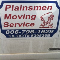 Photo taken at Plainsmen Moving Service by Mark S. on 3/6/2012