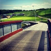 Photo taken at Golf Resort Black Bridge by tezza z. on 5/9/2012