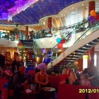 Photo taken at Norwegian Gem by Tara D. on 3/8/2012