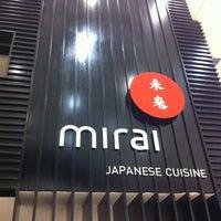 รูปภาพถ่ายที่ Mirai โดย Claudinho N. เมื่อ 6/26/2012