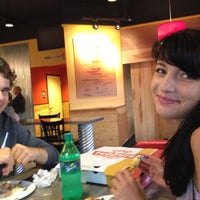 Photo taken at Toppers Pizza by SocialNicole on 7/13/2012