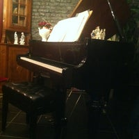 Photo taken at In De Pauze by Sam L. on 5/10/2012