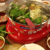 Photo taken at Hot Pot Inter Buffet by Kamoltip P. on 4/6/2012