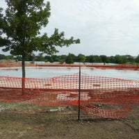 Photo taken at Splash Pad Nelson Park by Francisco P. on 7/16/2012