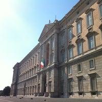 Photo taken at Reggia di Caserta by Ilaria on 7/30/2012