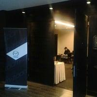 Photo taken at Radisson Petra Hotel by Jorge J. on 7/25/2012