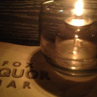 Photo taken at Fox Liquor Bar by Norma F. on 2/19/2012