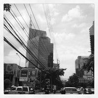 Photo taken at Maleenont Tower by Korakan Y. on 7/5/2012