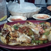 Photo taken at La Bamba Mexican Restaurant by Samantha M. on 8/7/2012