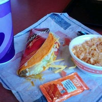 Photo taken at Taco Bell by Lindsay L. on 3/15/2012