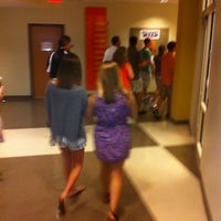 Photo taken at Student Center by Ann M. on 7/26/2012
