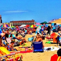 Photo taken at Asbury Park Beach by Susan R. on 7/22/2012