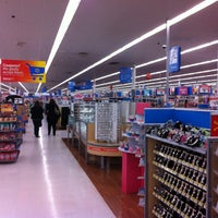 Photo taken at Walmart Supercenter by Jason W. on 3/16/2012