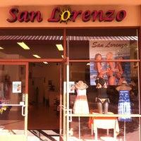 Photo taken at San Lorenzo by Lauren M. on 5/23/2012