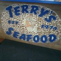 Photo taken at Terry's Seafood & Chicken by AUS10 T. on 8/21/2012