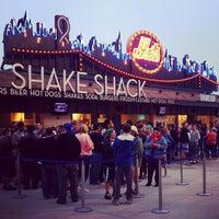 Photo taken at Shake Shack by Darshan R. on 5/16/2012