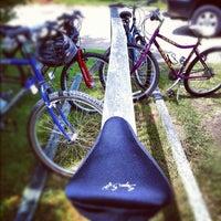 Photo taken at Aldo's Bike Rental by Betty E. on 5/18/2012