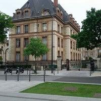 Photo taken at Station Cité Universitaire [T3a] by Stéphane D. on 5/19/2012