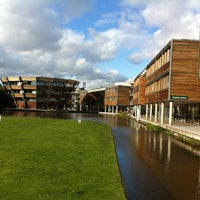 Photo taken at Jubilee Campus by aristo p. on 8/21/2012