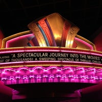 Photo taken at The Great Movie Ride by Kimberly P. on 2/12/2012