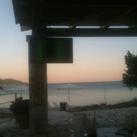 Photo taken at Hotel Mikros Paradisos Sivota by Mike L. on 6/15/2012