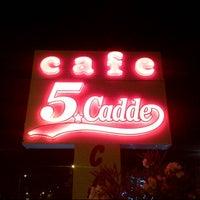 7/31/2012 tarihinde iSSo A.ziyaretçi tarafından Cafe 5. Cadde'de çekilen fotoğraf