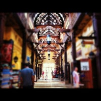 Photo taken at Souq Madinat Jumeirah by Pinay Flying H. on 6/2/2012