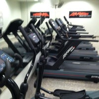Photo taken at Westgate Gym by Ashley L. on 4/11/2012
