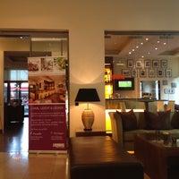 Das Foto wurde bei AMERON Hotel Regent Köln von Inge R. am 8/12/2012 aufgenommen