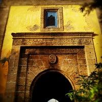 Photo taken at La Sqala: Café Maure by Jalil E. on 6/1/2012