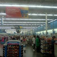 Photo taken at Walmart Supercenter by Alan M. on 6/26/2012