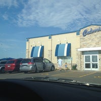 Photo taken at Culver's by Aubree H. on 6/30/2012