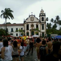 Photo taken at Olinda by Caio F. on 2/18/2012