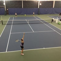 Photo taken at Paramount Tennis Club by Bill F. on 9/2/2012