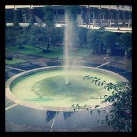 Photo taken at Institut Teknologi Bandung (ITB) by Aditya P. on 6/1/2012