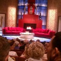 Photo taken at Kalita Humphreys Theater by Andrews C. on 5/30/2012