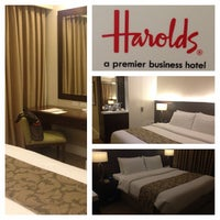 Photo taken at Harolds Hotel by Kyle on 7/23/2012