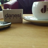 Photo taken at danesi Caffe by Raied A. on 6/28/2012