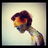 Снимок сделан в Nottingham Contemporary Art Gallery пользователем Michael A. 9/8/2012