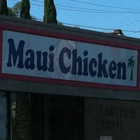 Photo taken at Maui Chicken by A-Rod on 2/24/2012