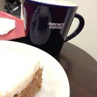 Photo taken at Wayne's Coffee by Malin F. on 4/2/2012