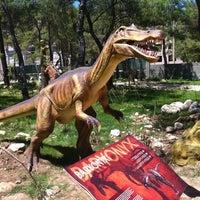 Photo taken at Dino Park by Nikita L. on 8/31/2012