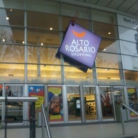 Photo taken at Alto Rosario Shopping by D'Master G. on 8/6/2012