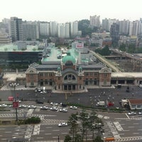 Photo taken at Seoul Square by Hwa Seek J. on 7/12/2012