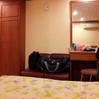 Photo taken at World Inn by Tinoy on 9/3/2012