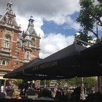 7/15/2012 tarihinde Annic v.ziyaretçi tarafından Café Américain'de çekilen fotoğraf