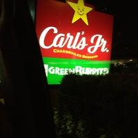 Photo taken at Carl's Jr. / Green Burrito by Becka M. on 5/27/2012