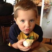 Photo taken at Starbucks by Sarah H. on 4/17/2012