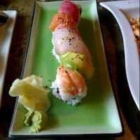 Photo taken at Sumo Sushi by C B. on 9/3/2012
