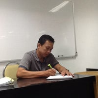 Photo taken at Training Room Building 6 by DJ. S. on 5/8/2012
